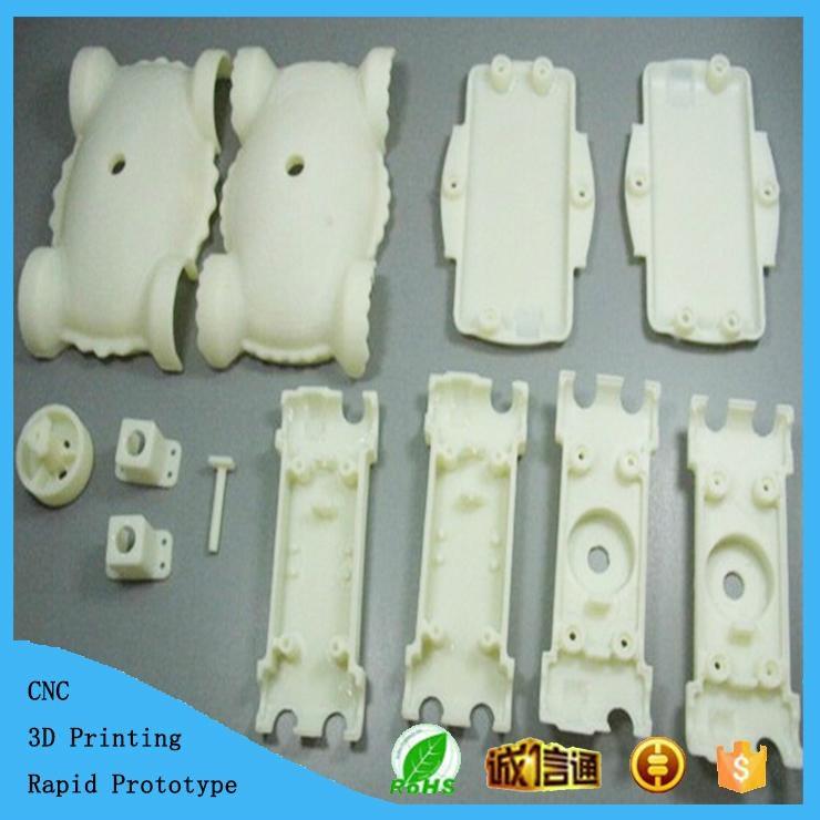 SLA rapid prototype maker for car model prototype parts  4