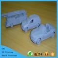 SLA rapid prototype maker for car model prototype parts  5