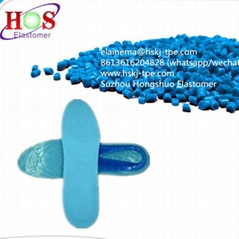 TPE granules for shoes insole
