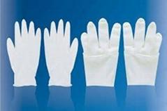 Sterile Powder-free Latex Exam Gloves