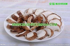 Dried Sliced Shiitake Mushroom