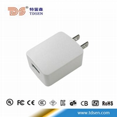 5V1A 日规 USB充电器