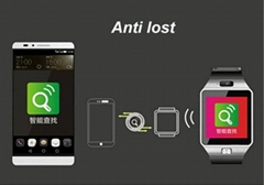Factory Price Cheap Unisex Watch Dz09 Smartwatch with Bluetooth
