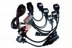 Full Set Car Cables for Delphi ds150e/ Autocom CDP+/ TCS CDP+ OBD/OBDII Diagnost