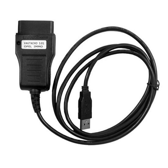 USB Vag Tacho 3.01+ for Opel Immo Airbag VAG OBD2 Diagnostic Tool EEPR 1