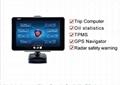 V-checker A622 Trip Computer GPS Navigator TPMS Oil Statistics