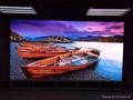 P3 super bright slim led panel