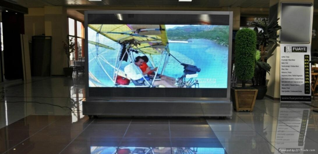 P6 mm full color advertising led video display for led advertising 1