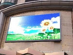 Excellent viewing P10 mm DIP led sign