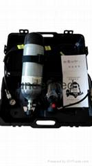 RHZK6/30鋼瓶空氣呼吸器