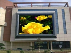 High Quality SMD Outdoor pH8mm LED Video Panel