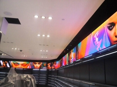 Indoor P4 Perimeter LED Display Screen