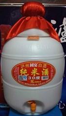 30度纯米酒