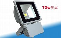 戶外防水射燈100w