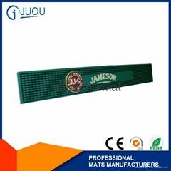 Hot selling bar mat rubber bar mat pvc bar mat