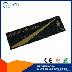 Best quality bar mat custom bar mat silicone bar mat