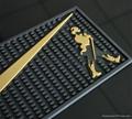 Best quality bar mat custom bar mat silicone bar mat 3
