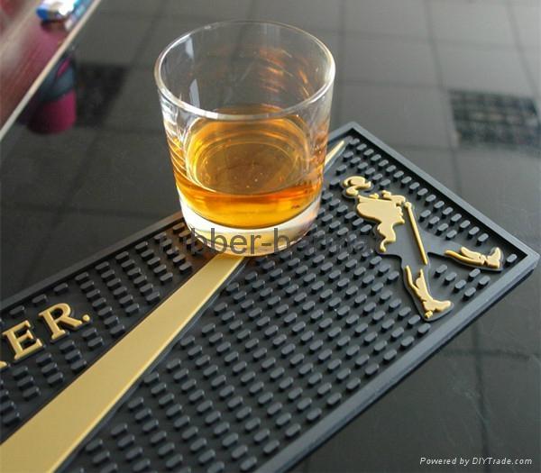Best quality bar mat custom bar mat silicone bar mat 4