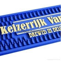 Best quality custom silicone pvc bar mats with logos 2