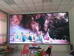 P4 indoor(SMT) 3 in 1 rental LED display screen
