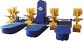 魚塘漁業蝦塘水產養殖增氧機 4