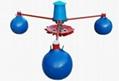 生產批發葉輪式增氧泵 4