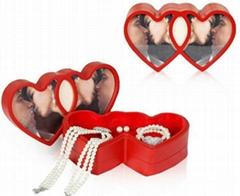 心連心木質珠寶首飾收納盒
