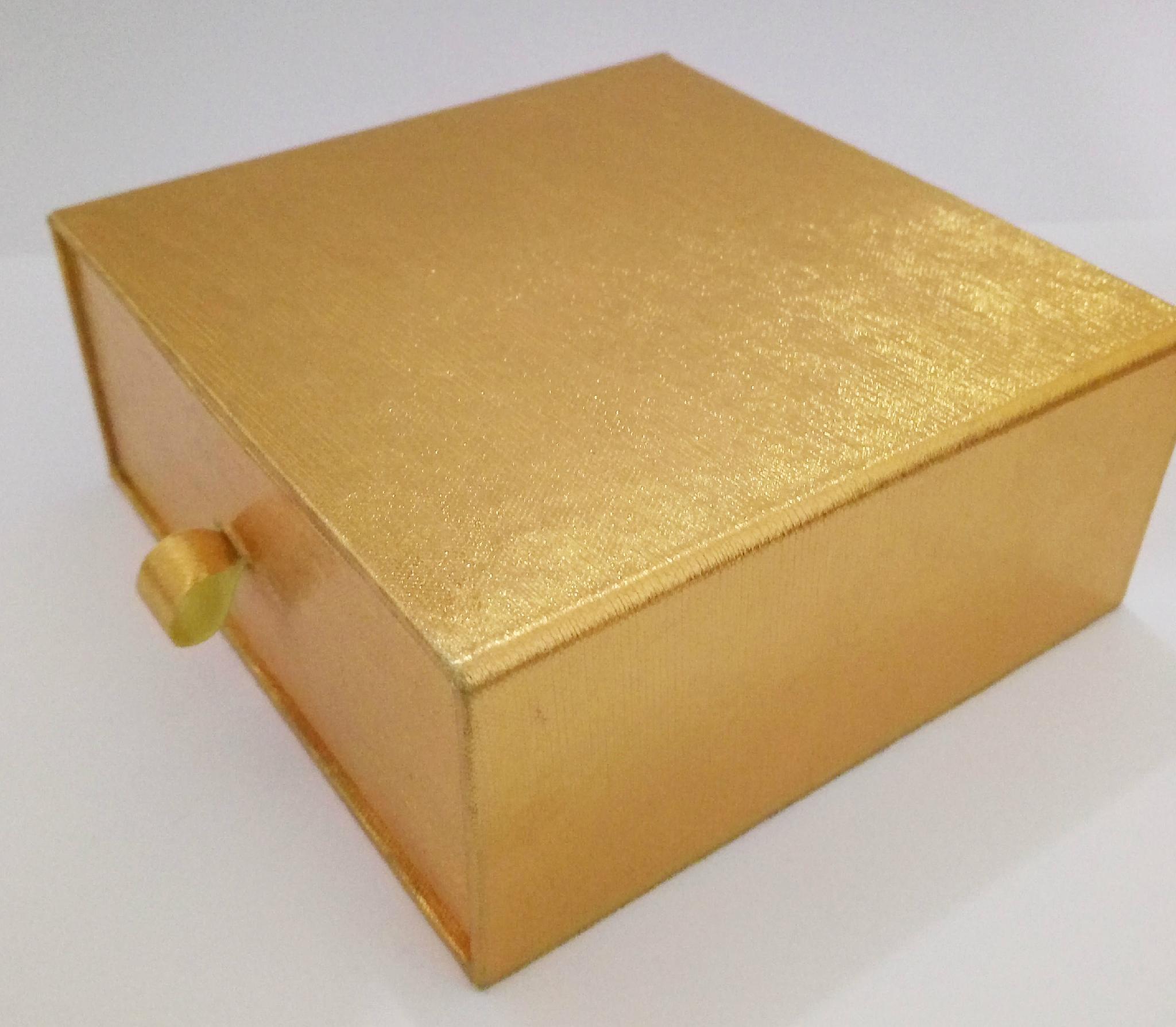高檔禮品首飾紙盒 2