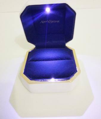 高端定製戒指紀念盒 1