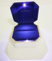高端定製戒指紀念盒