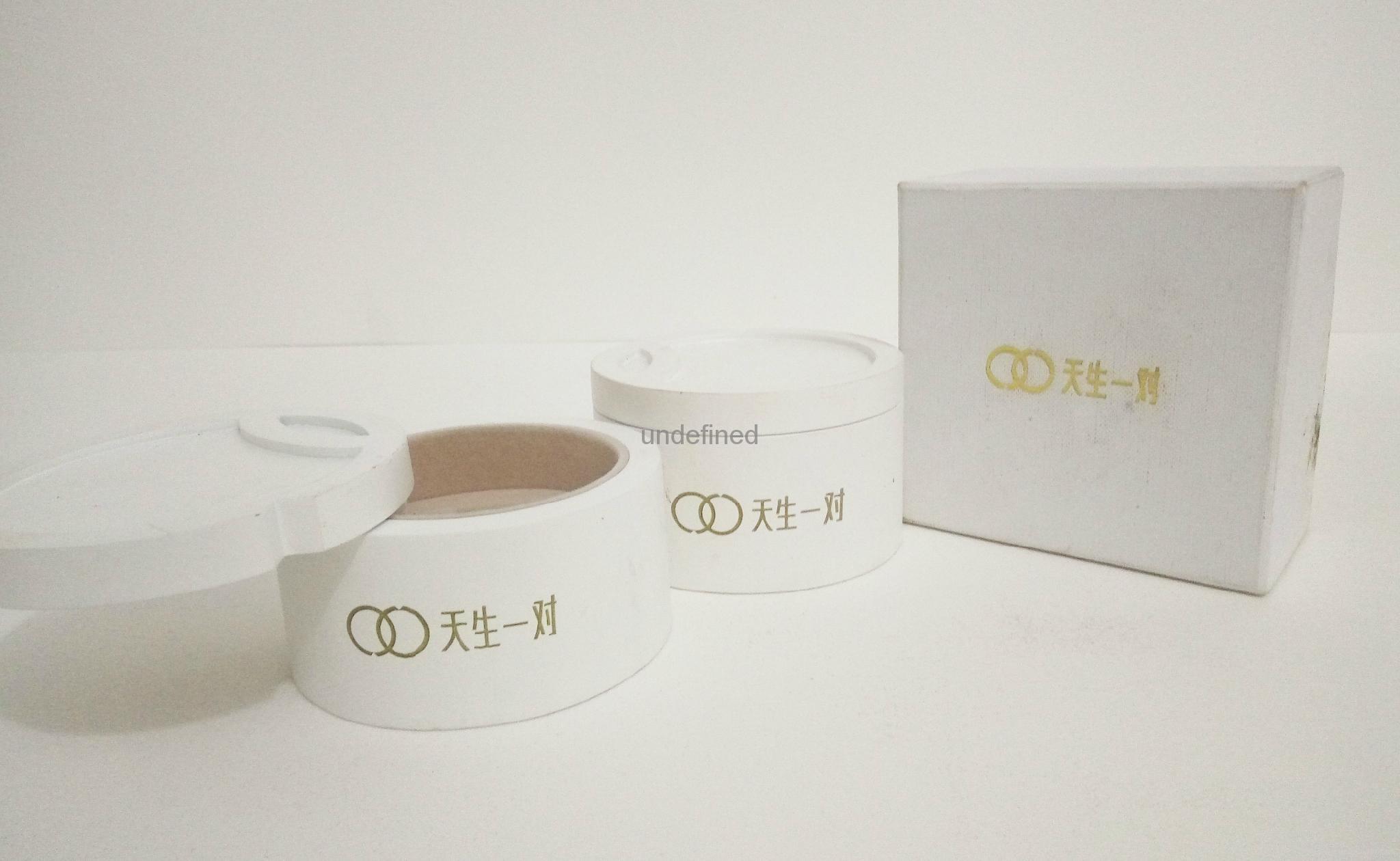 高端定制珠宝首饰实木烤漆包装盒 2