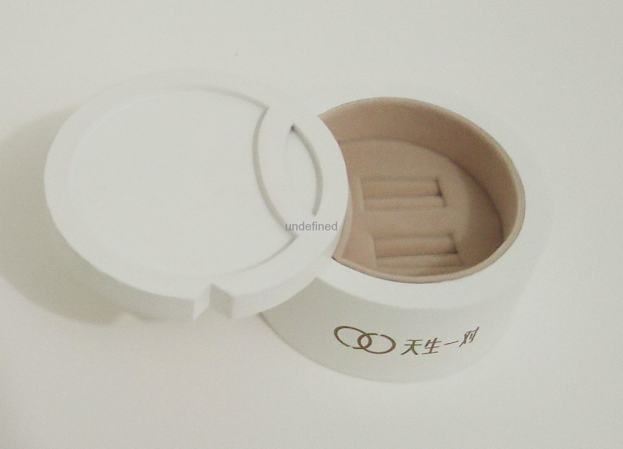 高端定制珠宝首饰实木烤漆包装盒 4