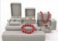 高檔絨布珠寶首飾盒