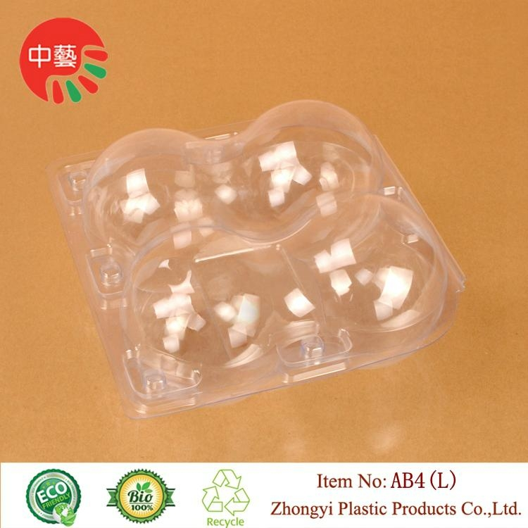 clear clamshell blister packaging plastic fruit box 1