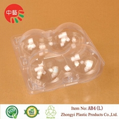 clear clamshell blister packaging plastic fruit box