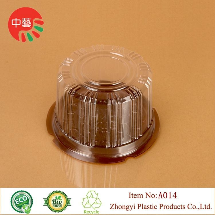 clear disposable plastic cake dome containers 1
