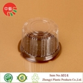 clear disposable plastic cake dome