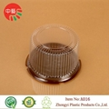 clear disposable plastic cake dome containers 4
