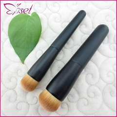 Hot Selling Professional Black Foundation Makeup Brushes