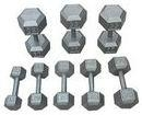 Hammerton Grey Dumbbell
