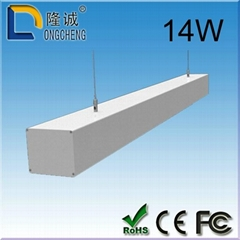 LED pendant light 14W liner 600mm Cree SMD & PMMA cover