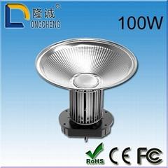 室內大功率 LED工礦燈 100W COB光源 節能