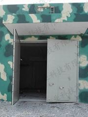 標準防爆門通過質量中心檢驗