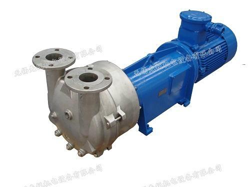 不锈钢圆盘叶轮2BV系列水环真空泵 1