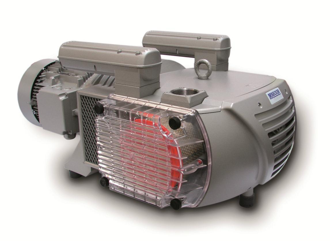 工业输送医用设备用泵BECKER贝克无油旋片真空泵VTLF2.250-VTLF2.500 1