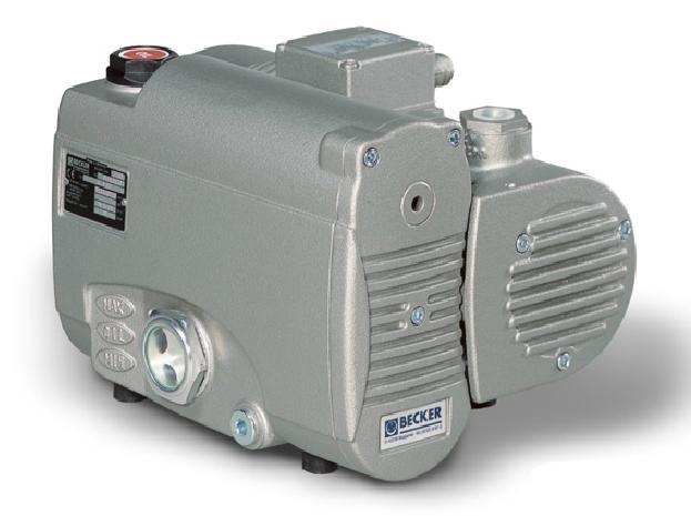 印刷行业用泵德国BECKER油旋片真空泵U4.20 U4.40(现货) 1
