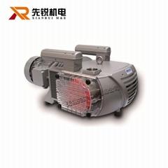 噪音小廢氣少壽命長原裝德國貝克無油旋片真空泵VTLF2.500