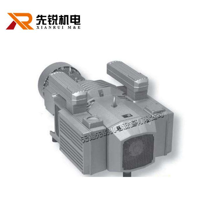 噪音小廢氣少壽命長原裝德國貝克無油旋片真空泵VTLF2.500 2