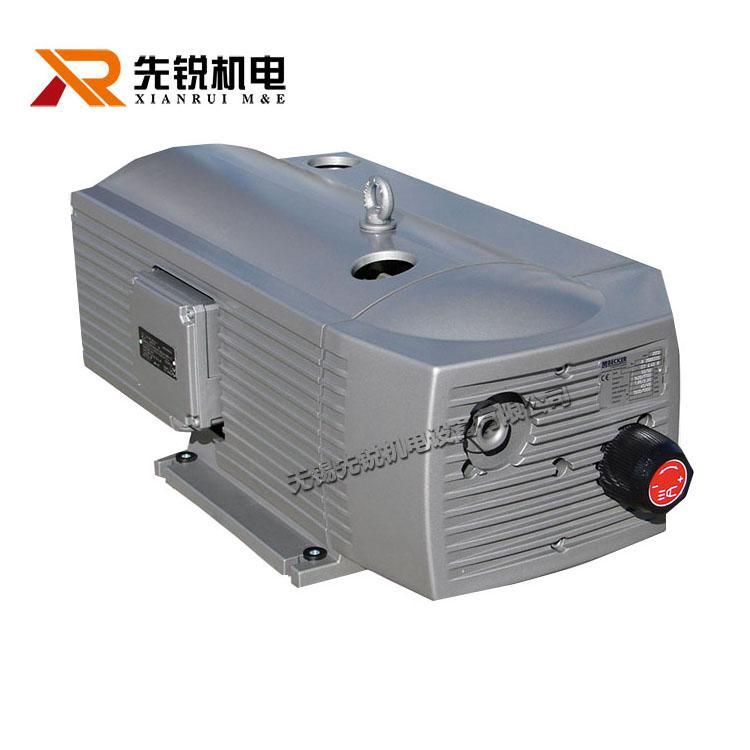 噪音小廢氣少壽命長原裝德國貝克無油旋片真空泵VTLF2.500 4