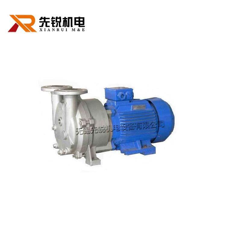 胶囊填充消毒灭菌柜用泵西门子Nash 2BV2 071-ONC液环真空泵 3